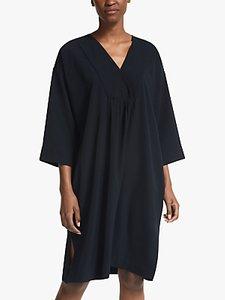 Read more about Kin kimono crossover kimono dress black