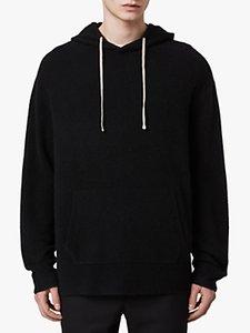 Read more about Allsaints mita hoodie black