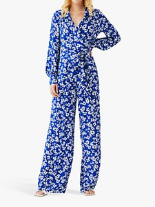 Read more about Ghost joy floral jumpsuit avadine floral navy
