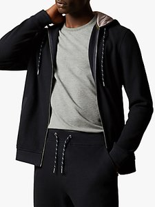 Read more about Ted baker brunch zip up hoodie navy