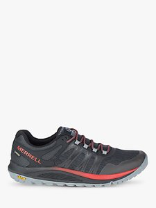 Read more about Merrell nova men s waterproof gore-tex trail running shoes black