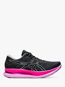Read more about Asics glideride women s running shoes graphite grey black