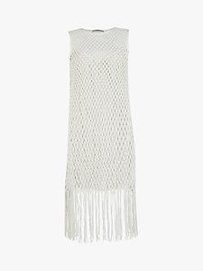 Read more about Allsaints jesa lace midi dress white