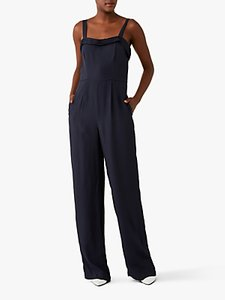 Read more about Ghost bella wide leg jumpsuit navy