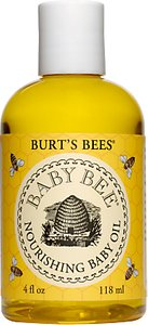 Read more about Burt s bees baby bee nourishing baby oil 100g