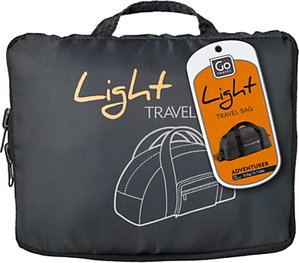 Read more about Go travel light travel bag black