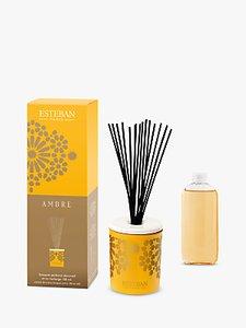 Read more about Esteban decorative ambre scented diffuser 100ml