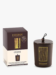 Read more about Esteban cedre decorative scented candle 170g