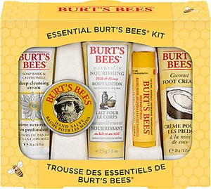 Read more about Burt s bees essential kit