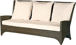 Read more about Barlow tyrie savannah deep seating 3 seater outdoor sofa natural
