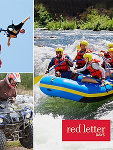 Read more about Red letter days perfect thrill seekers for 1- 3 people