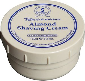 Read more about Taylor of old bond street almond shaving cream 150g