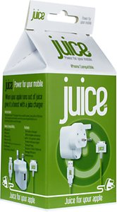 Read more about Juice apple juice home charger for apple 30-pin devices