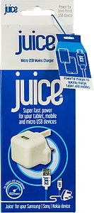 Read more about Juice blackberry juice home charger for micro usb devices