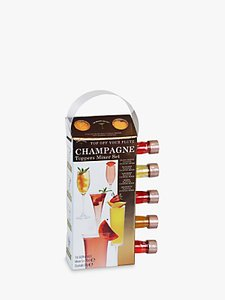 Read more about The modern cocktail champagne mixers pack of 5