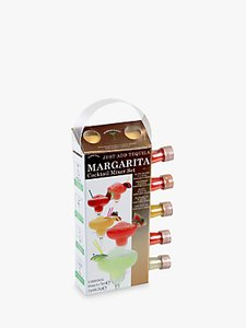 Read more about The modern cocktail margaritas mixers pack of 5