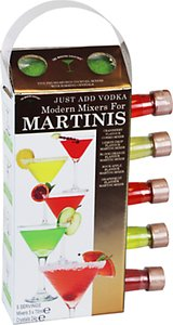 Read more about The modern cocktail martinis mixers pack of 5