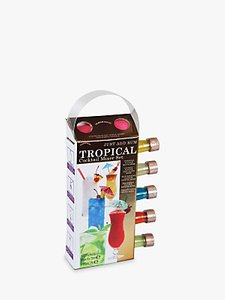 Read more about The modern cocktail tropical highballs mixers pack of 5