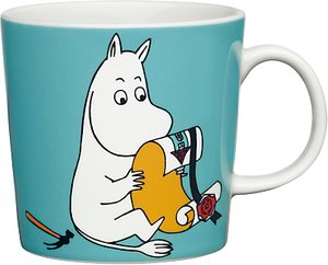 Read more about Finland arabia moomin troll mug