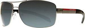 Read more about Prada linea rossa ps541s aviator polarised sunglasses grey