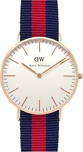 Read more about Daniel wellington women s nato fabric strap watch