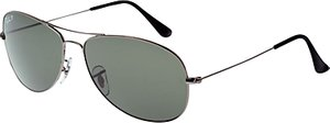 Read more about Ray-ban rb3362 aviator sunglasses gunmetal grey