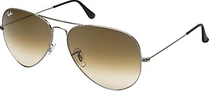 Read more about Ray-ban rb3025 large metal aviator sunglasses gunmetal