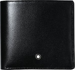 Read more about Montblanc meisterst ck 8 card horizontal leather wallet black