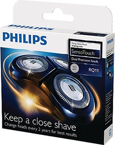 Read more about Philips rq11 50 sensotouch shaving head