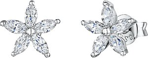 Read more about Jools by jenny brown cubic zirconia stud earrings