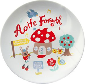 Read more about Ethel and co personalised toadstool plate