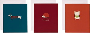 Read more about Art file frank thank you notecards pack of 12