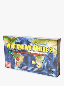 Read more about Who knows where - global location guessing board game