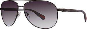 Read more about Prada linea rossa ps51os polarised aviator sunglasses black