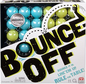 Read more about Bounce off game