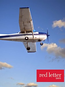 Read more about Red letter days 30 minute aircraft flight