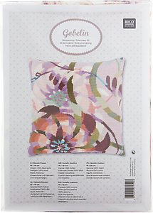 Read more about Rico blossom cushion embroidery kit
