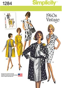 Read more about Simplicity vintage women s outfits sewing patterns 1284