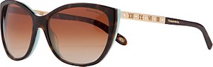 Read more about Tiffany co tf4094b sunglasses blue brown