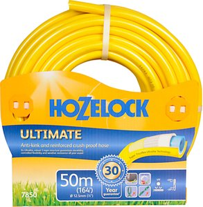 Read more about Hozelock ultimate crush-proof hose 50m