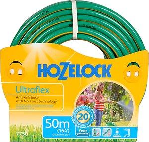 Read more about Hozelock ultraflex anti-kink hose 50m