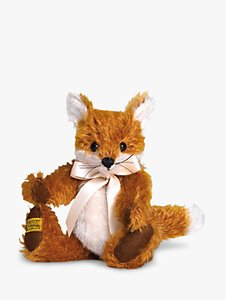 Read more about Merrythought freddy fox soft toy h23cm
