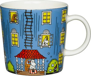 Read more about Finland arabia moomin house mug