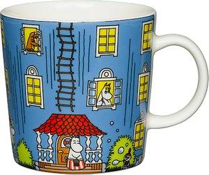 Read more about Finland arabia moomin house mug