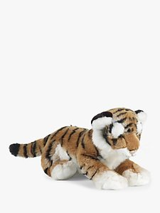 Read more about Living nature tiger cub soft toy 35cm