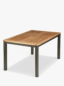 Read more about Barlow tyrie aura 6-seater outdoor dining table fsc-certified teak graphite