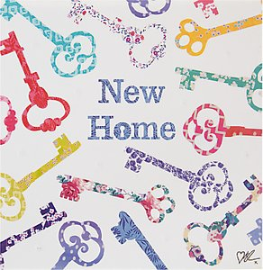 Read more about Cardmix keys new home greeting card
