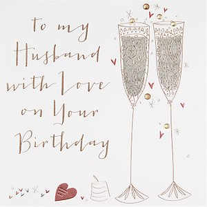 Read more about Belly button designs husband birthday card