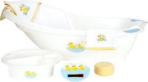 Read more about John lewis baby duck bath set