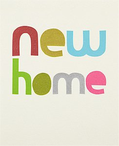 Read more about Really good new home greeting card